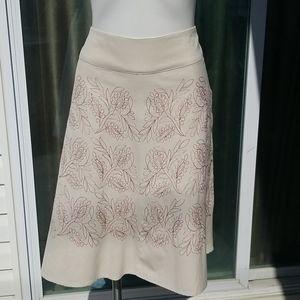 Axcess cotton skirt